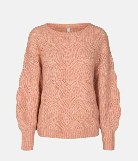 Soya Fluff Slv Sweater