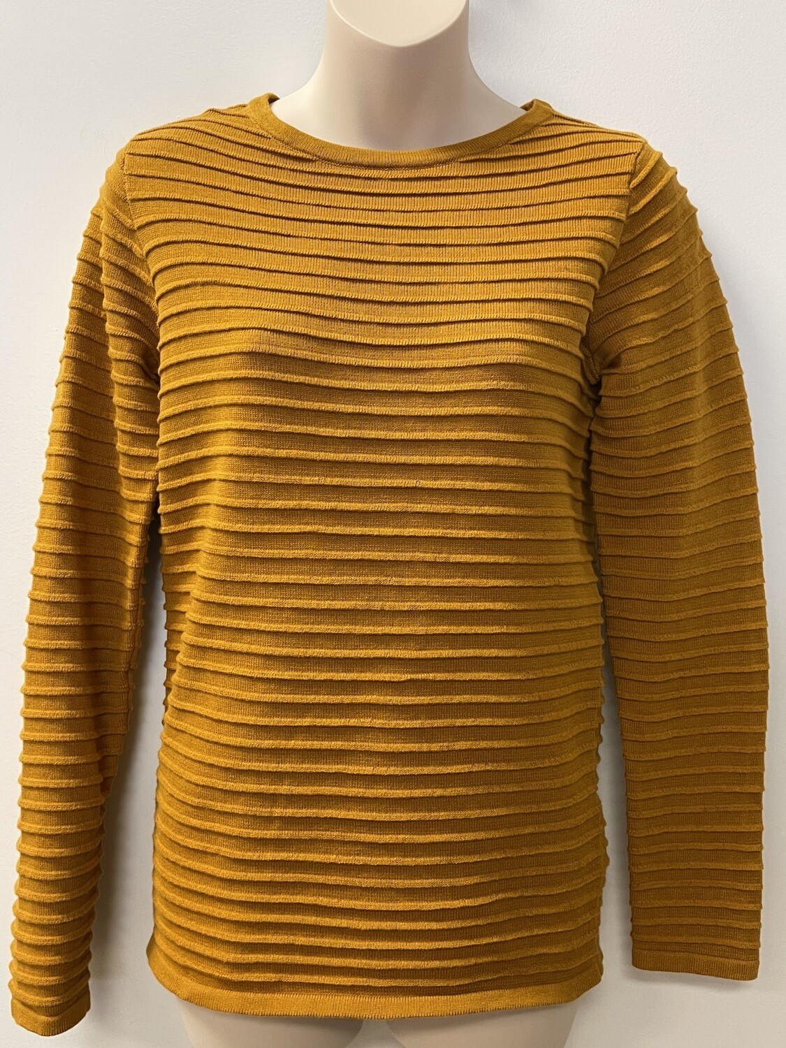 SC Knit Ribbed Top