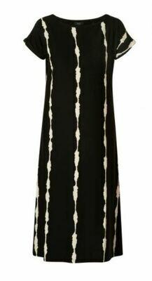 Yest Blk/Taupe Isobel Dress