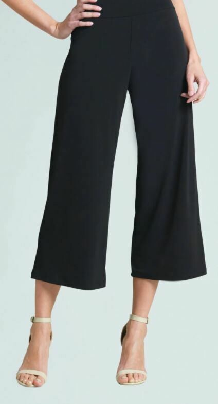 CSW Knit Pull On Gaucho Pants CPG5