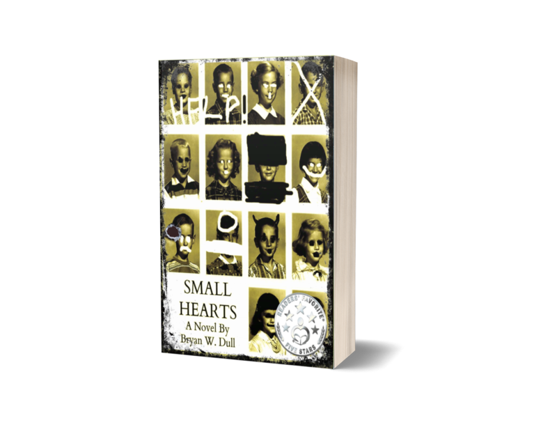 Small Hearts Paperback, Autographed
