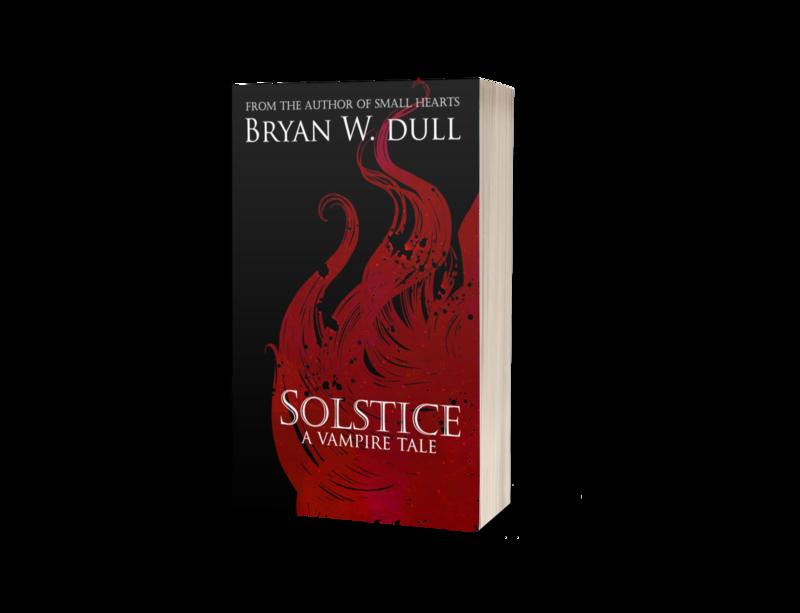 Solstice Paperback, Autographed
