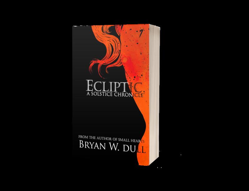 Ecliptic Paperback, Autographed