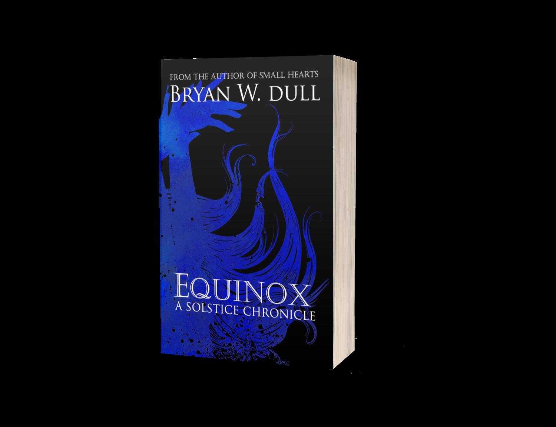 Equinox Paperback, Autographed