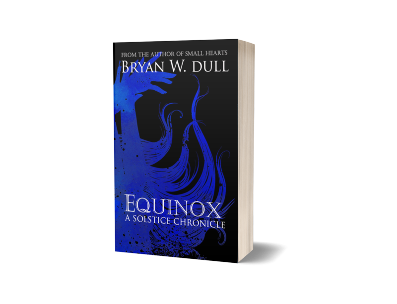 Equinox Paperback, Autographed