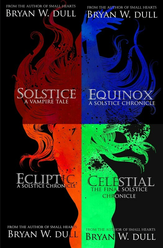 The Complete Solstice Saga Paperback Collection (23% OFF) Limited Time Offer w/ Free Shipping!