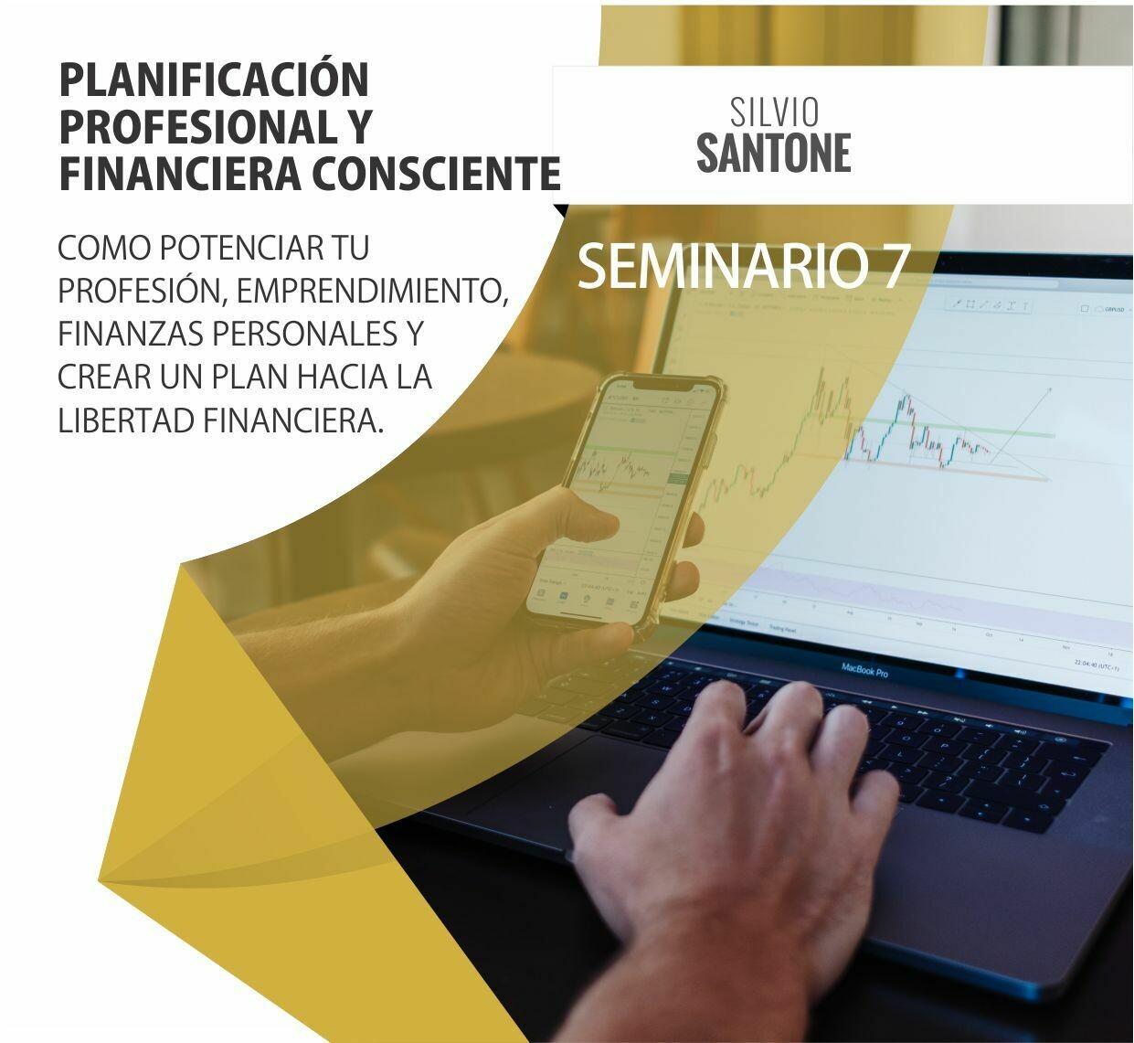Curso Online 7: Planificación Profesional y Financiera Consciente