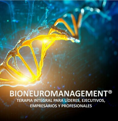 BioNeuroManagement: Terapia Integral para Lideres, Ejecutivos, Empresarios y Profesionales (Pack de 4 Sesiones)