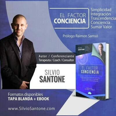Libro 1: El Factor Conciencia (Audiolibro Formato MP3)