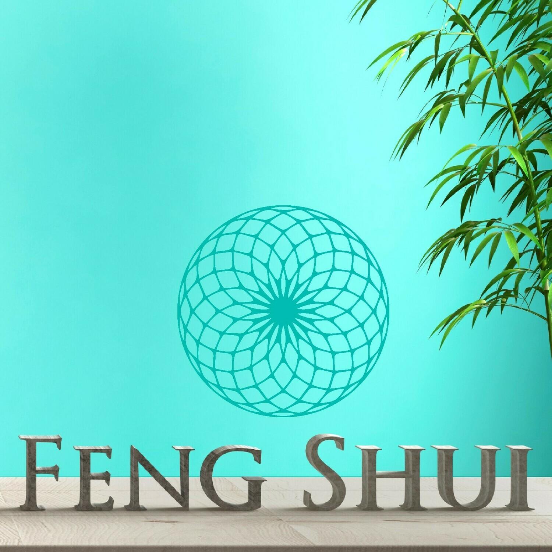 S5 - Decodificación Ambiental con Feng Shui (Pack de 4 Sesiones)