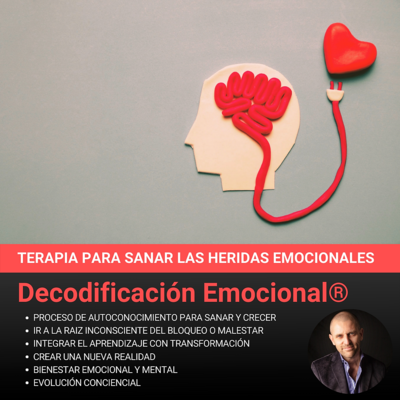 S1 - Decodificación Emocional: Sanar las heridas emocionales (Sesión individual)