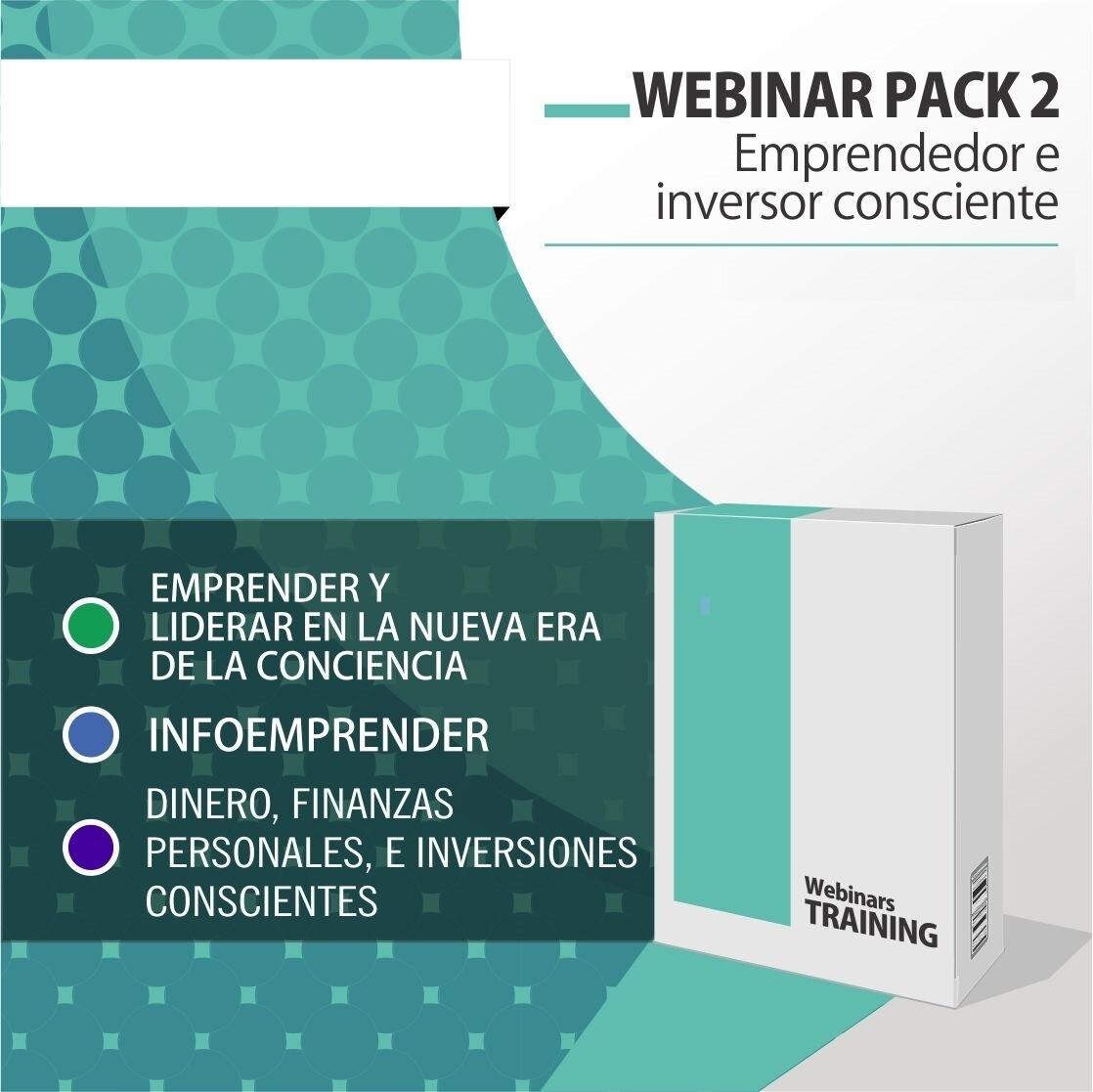 Video Cursos 2:  PACK EMPRENDEDOR E INVERSOR + PLANIFICACIÓN CONSCIENTE