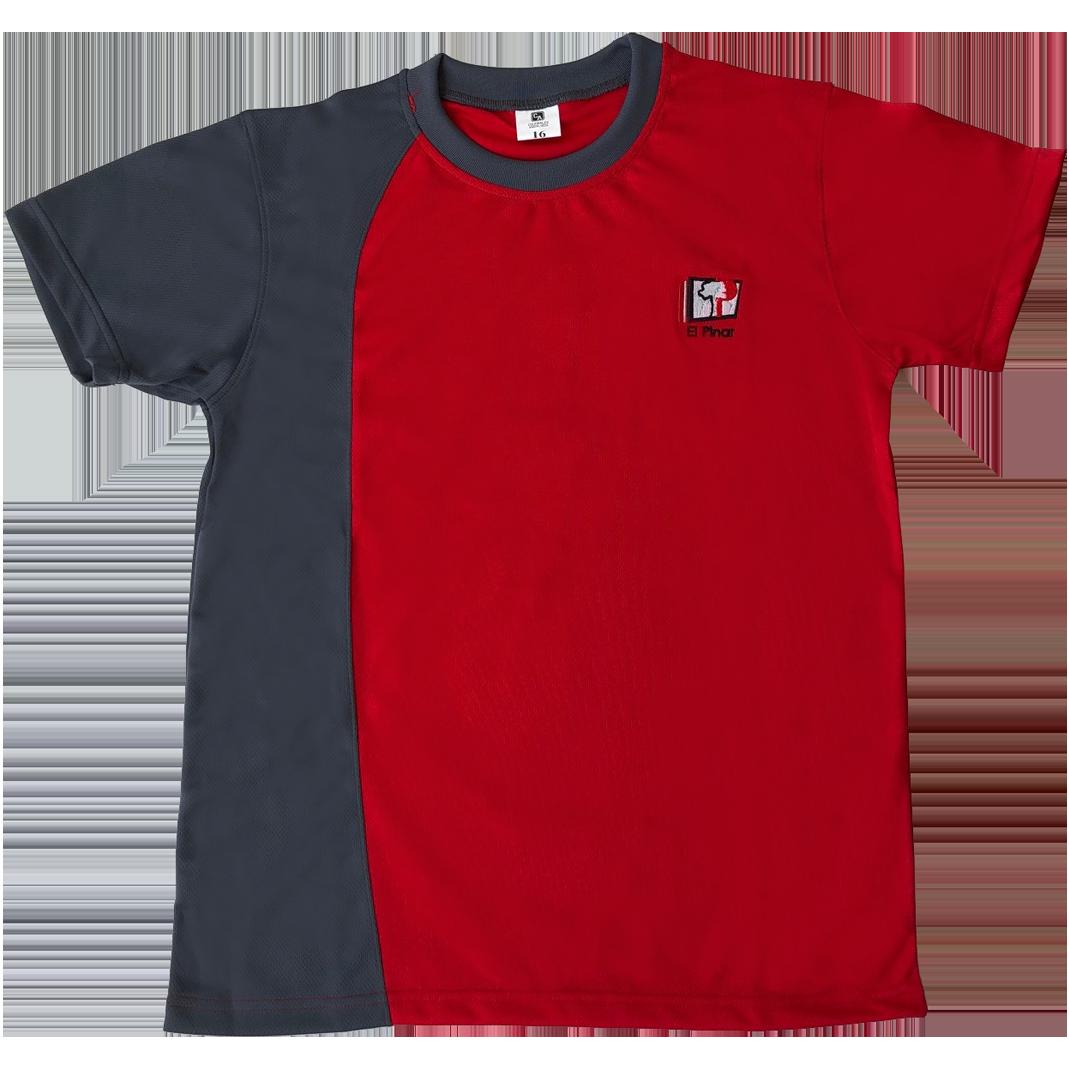 Camiseta deporte manga corta