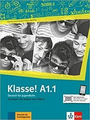1º ESO Klasse A1.1. Libro Del Alumno