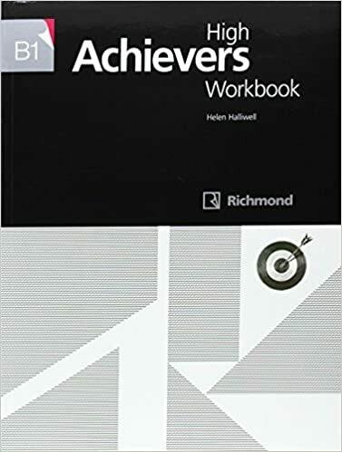 2º ESO  High Achievers B1 Workbook