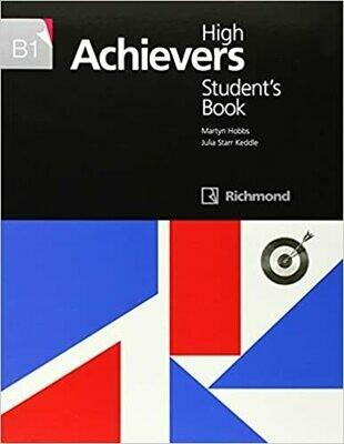 2º ESO High Achievers B1 Students Book