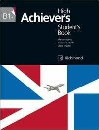 3º ESO High Achievers B1 + Students Book
