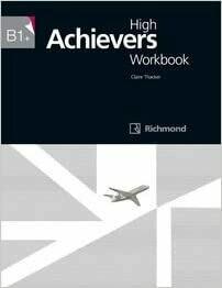 3º ESO High Achievers B1 + Workbook