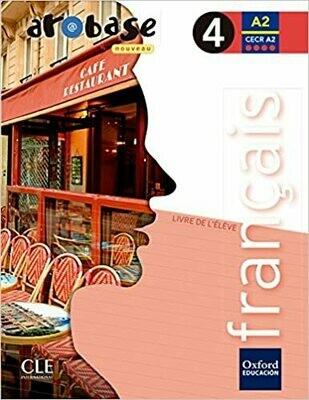 4º ESO Arobase Nouveau 4. Pack Livre De L'élève + Comic