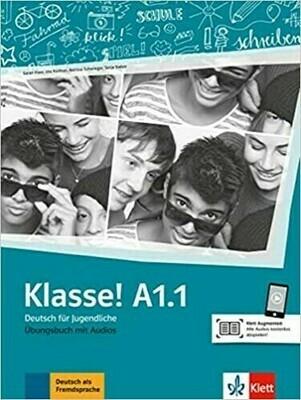 1º ESO Klasse A1.1. Libro De Ejercicios