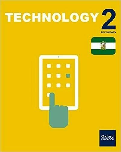 2º ESO  Inicia Technology 2º ESO Student's Book. Andalucía