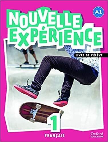 1º ESO Experience nouvelle 1.pack livre de léleve (Andalousie)