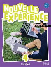 2º ESO Experience nouvelle 2.pack livre de l'eleve (Andalousie)
