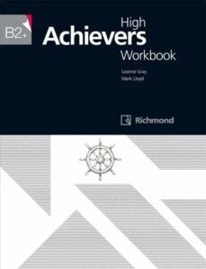 1º Bachillerato High Achievers Workbook