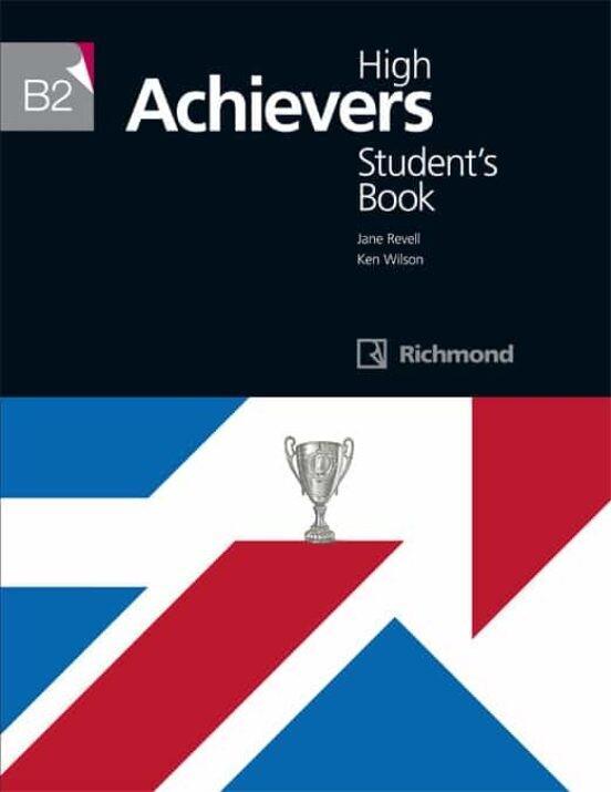 4º ESO High achievers B2 Student's book