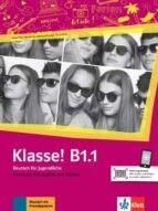 1º Bachillerato Klasse b1.1 Libro Alumno
