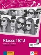 1ª Bachillerato Klasse B1 Libro Ejercicios Deutsch