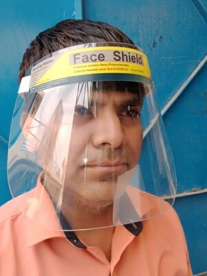 Polycarbonate Face Shield (5)