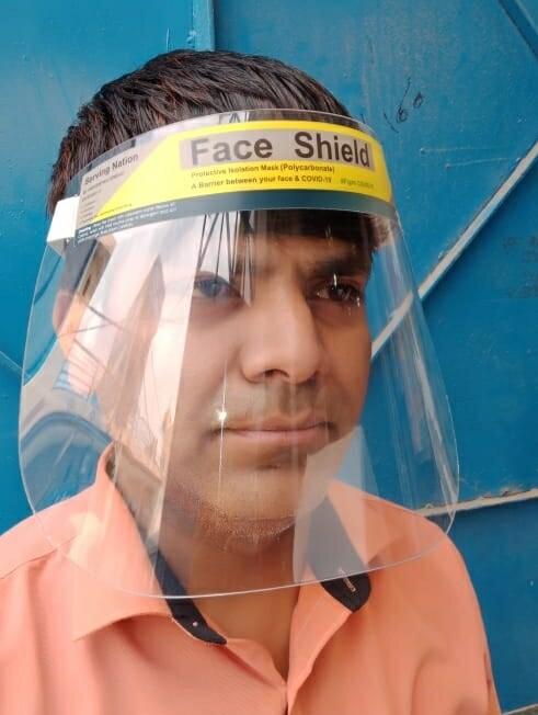 Polycarbonate Face Shield (5)