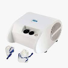 Dr Diaz AC 230 V Plastic Nebulizer (White)
