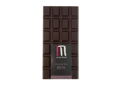 Dark chocolate bar 85%