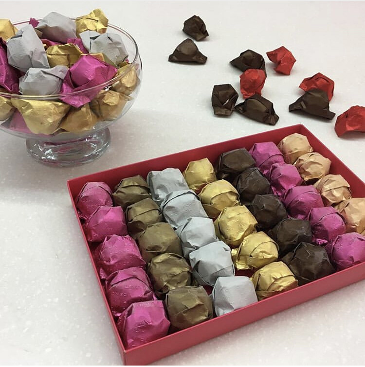 Bonbons glacés assortment