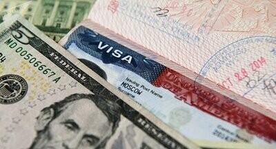 Рабочая виза в США - Q1, H1-B1, L, P