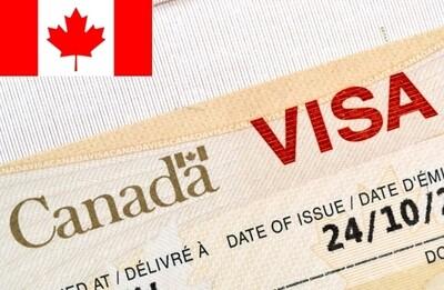 Туристическая виза в Канаду — TRV