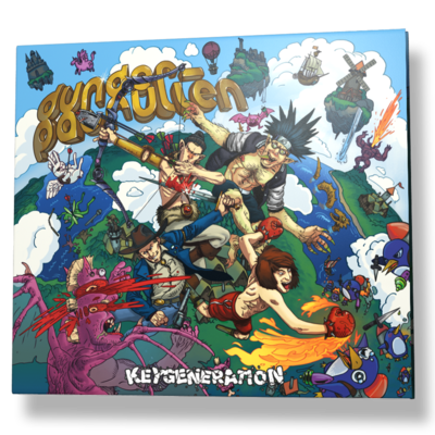 Keygeneration - Digipack