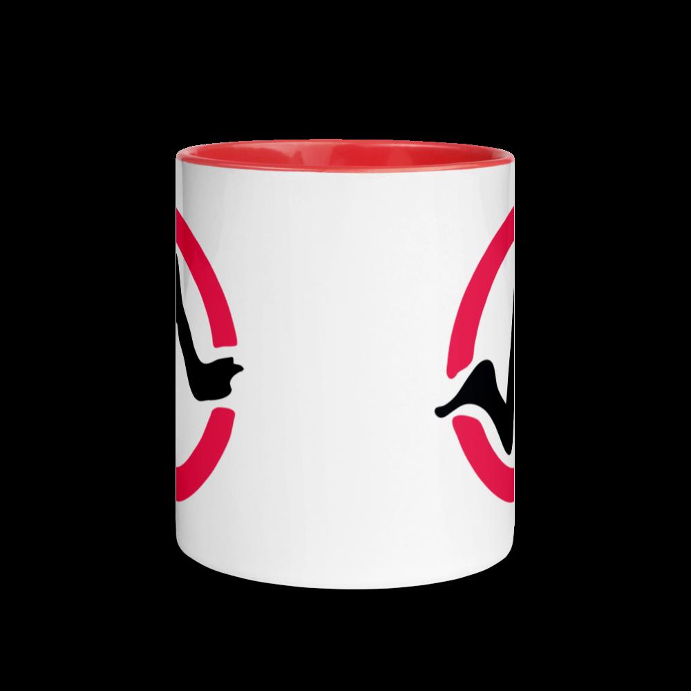 Dunderpatrullen Mug - Red