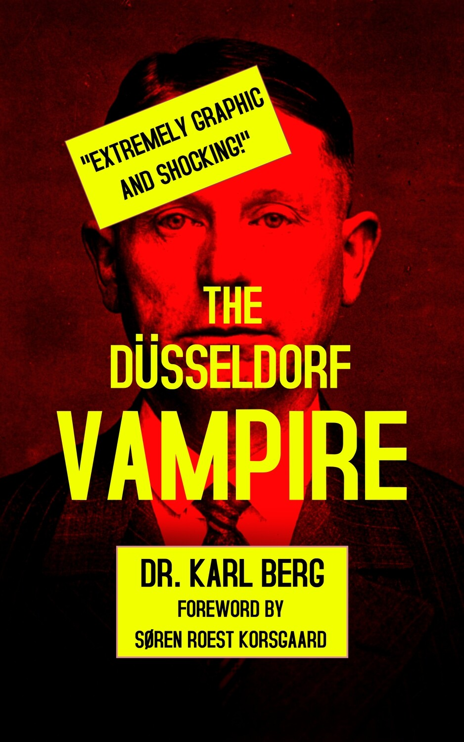 HARDCOVER: THE DÜSSELDORF VAMPIRE