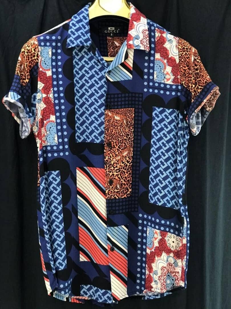 Short sleeve vintage shirts