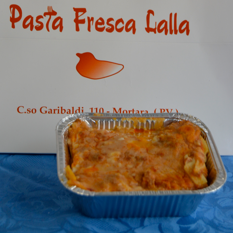 Lasagne cotte