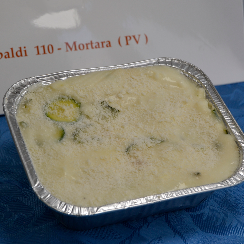 Lasagne di zucchine