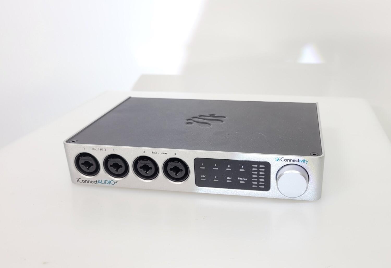 IConnectAudio4+