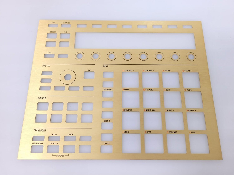 Custom Kit Gold