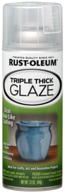 Rust-Oleum Triple Thick Glaze Spray Paint