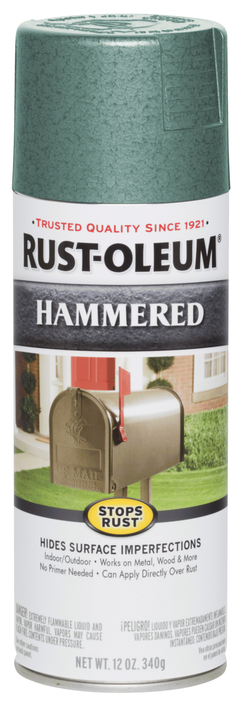 Rust-Oleum Hammered Spray Paint
