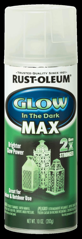 Rust-Oleum Spray Glow In The Dark Max