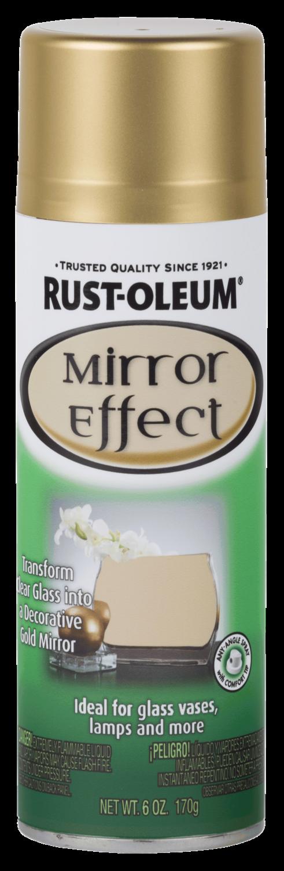 Rust-Oleum Spray Gold Mirror